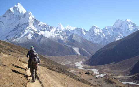 12 Days Shishapangma South Face Base Camp Trekking
