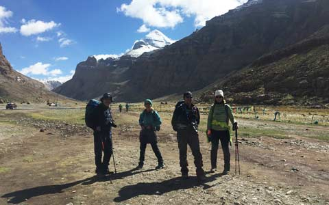 14 Days Pilgrimage of Mt. Kailash Kora
