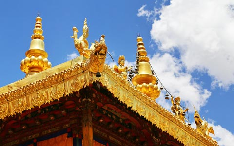 6 Days Tibet Classic Tour with Yangpachen