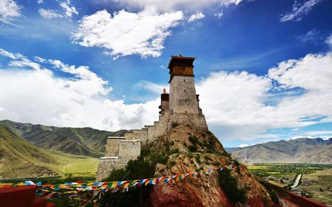 6 Days Lhasa and Tsedang Tour