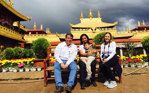 Tibet Family Tours
