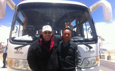 Tibet Group Tour Quality Service
