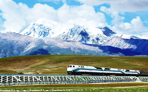 12 Days Chengdu Tibet Railway Lhasa Namtso Shigatse Small Group Tour