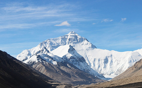 Everest Base Camp Tour in Nepal Side and Tibet Side