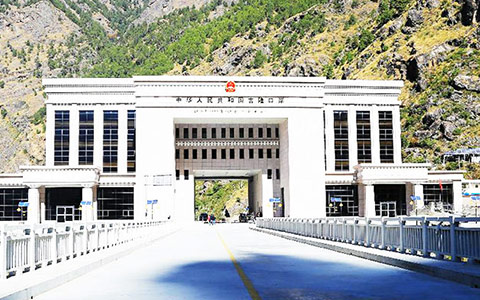 Gyirong Port Transportation: How to Cross Gyirong Border between Tibet and Nepal?