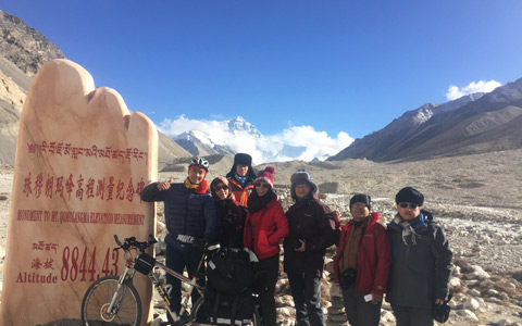 Guide to Planning a Lhasa to Kathmandu Cycling Tour