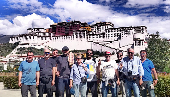 Join our expert Tibet travel agency